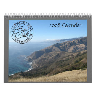 Landels-Hill Big Creek Calendar 2008