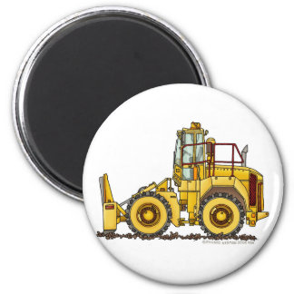 Landfill Compactor Construction Magnets
