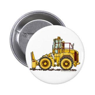 Landfill Compactor Construction Pins