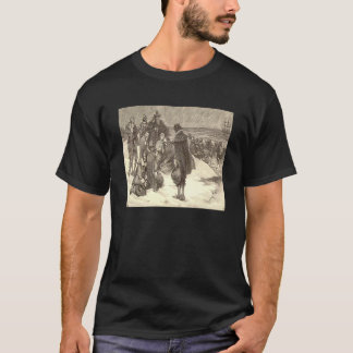 Landing of the Pilgrims T-Shirt