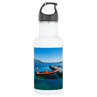 Landing stag and speed boat 532 ml water bottle