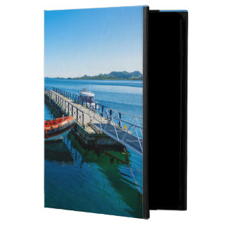 Landing stag and speed boat powis iPad air 2 case