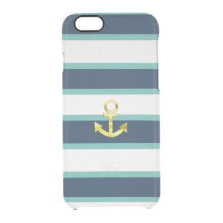 landlord nautical clear iPhone 6/6S case