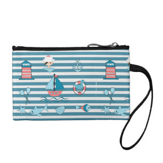 landlord nautical coin purse