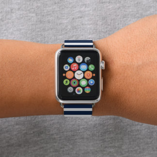 landlord nautical with anchor sea bream apple watch band