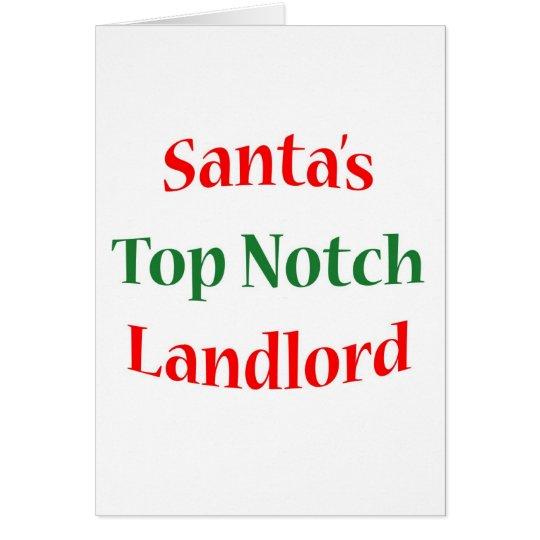 Landlord Top Notch Card