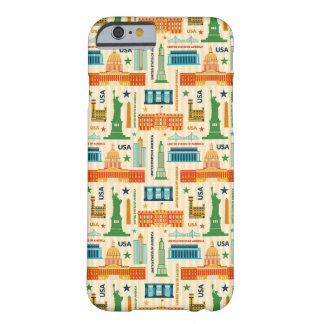 Landmarks of United States of America Barely There iPhone 6 Case