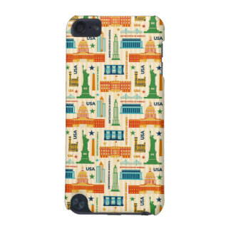 Landmarks of United States of America iPod Touch 5G Cover