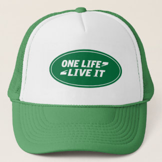 landrover.one.life trucker hat