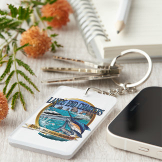 lands end charters key chain