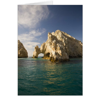 Land's End, The Arch near Cabo San Lucas, Baja Greeting Card