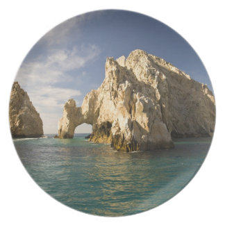 Land's End, The Arch near Cabo San Lucas, Baja Plate