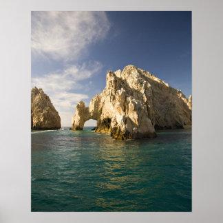 Land's End, The Arch near Cabo San Lucas, Baja Poster