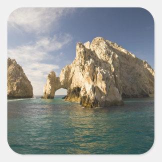 Land's End, The Arch near Cabo San Lucas, Baja Sticker