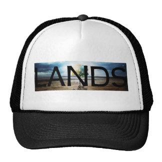 LANDS promo banner Trucker Hat (black)