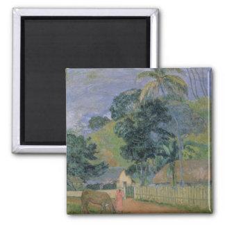 Landscape 1899 magnet