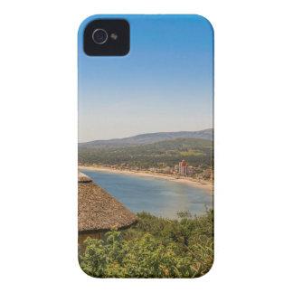 Landscape Aerial View Piriapolis Uruguay iPhone 4 Covers