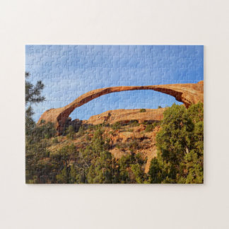 Landscape Arch at Arches National Park Jigsaw Puzzle