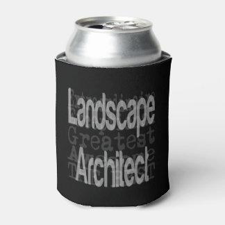 Landscape Architect Extraordinaire Can Cooler