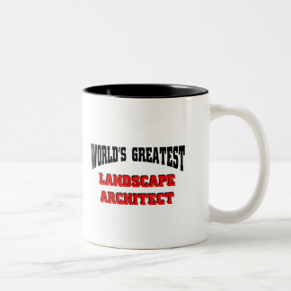 Landscape Architect Two-Tone Coffee Mug