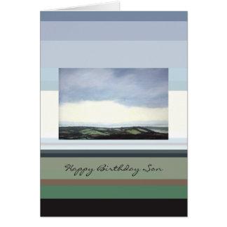 Landscape Art Card