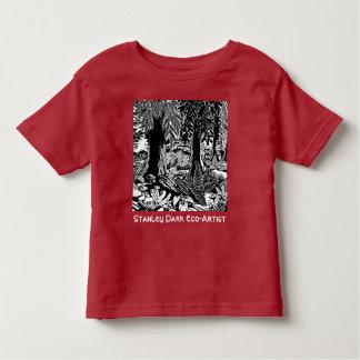 Landscape Art T-shirts Stanley Park Eco-Art Shirts