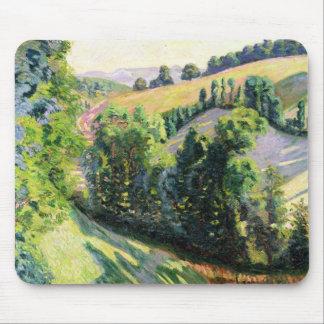 Landscape at Pontgibaud, c.1895 (oil on canvas) Mouse Pad