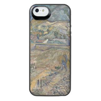 Landscape at Saint-Rémy ; Vincent Van Gogh iPhone SE/5/5s Battery Case