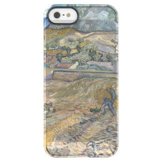 Landscape at Saint-Rémy ; Vincent Van Gogh Permafrost® iPhone SE/5/5s Case