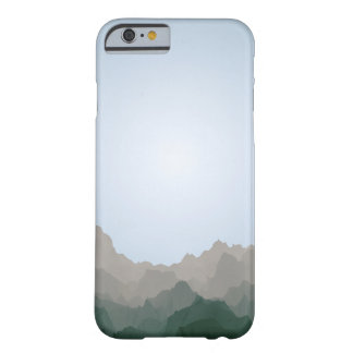 Landscape Barely There iPhone 6 Case