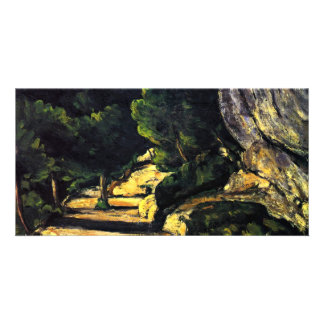 Landscape By Paul Cézanne (Best Quality) Photo Greeting Card