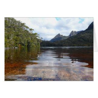 Landscape cards, Cradle Mountain Card
