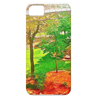 Landscape Cover For iPhone 5/5S