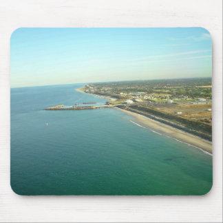 Landscape Coastline Mousepad
