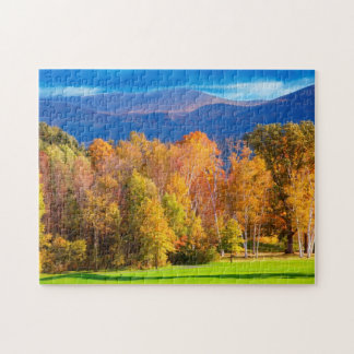 Landscape in Vermont Jigsaw Puzzle