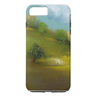 landscape iPhone 7 plus case
