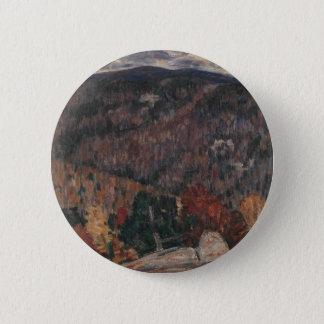 Landscape No. 25 6 Cm Round Badge