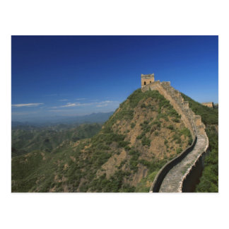 Landscape of Great Wall, China Postcard