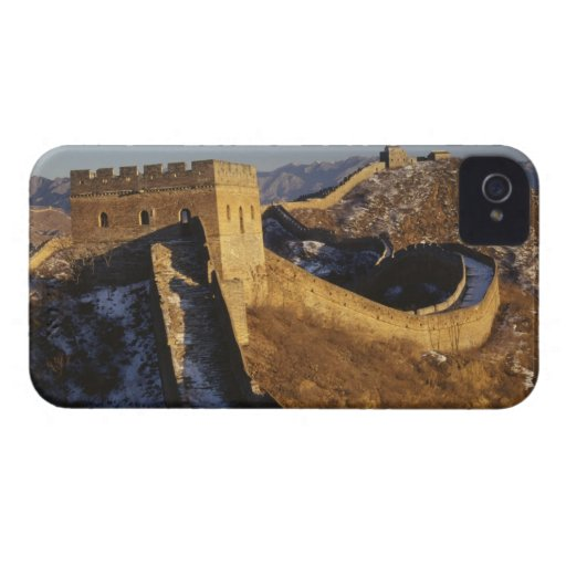 Landscape of Great Wall under sunset, China Blackberry Bold Case