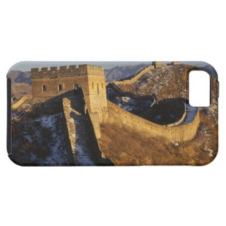 Landscape of Great Wall under sunset, China Tough iPhone 5 Case