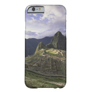 Landscape of Machu Picchu, Peru iPhone 6 Case