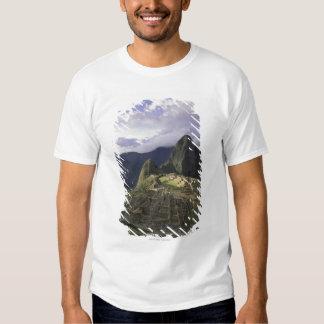 Landscape of Machu Picchu, Peru T-shirt
