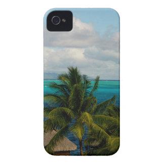 Landscape off will bora will bora Case-Mate iPhone 4 cases