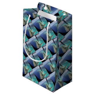 Landscape off will bora will bora small gift bag