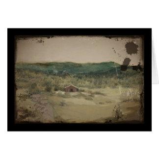 Landscape or Landskap Card