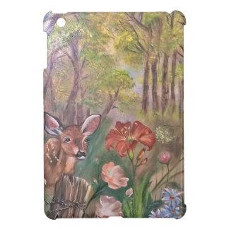 landscape paint painting hand art nature iPad mini cover