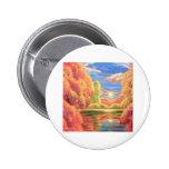 Landscape Painting Art - Multi Button