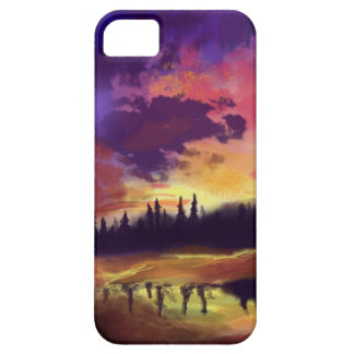 Landscape Phone Case Case For The iPhone 5