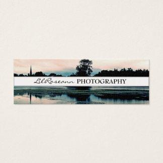 Landscape - Photography Mini Business Card