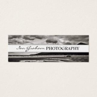 Landscape - Photography (Platinum) Mini Business Card